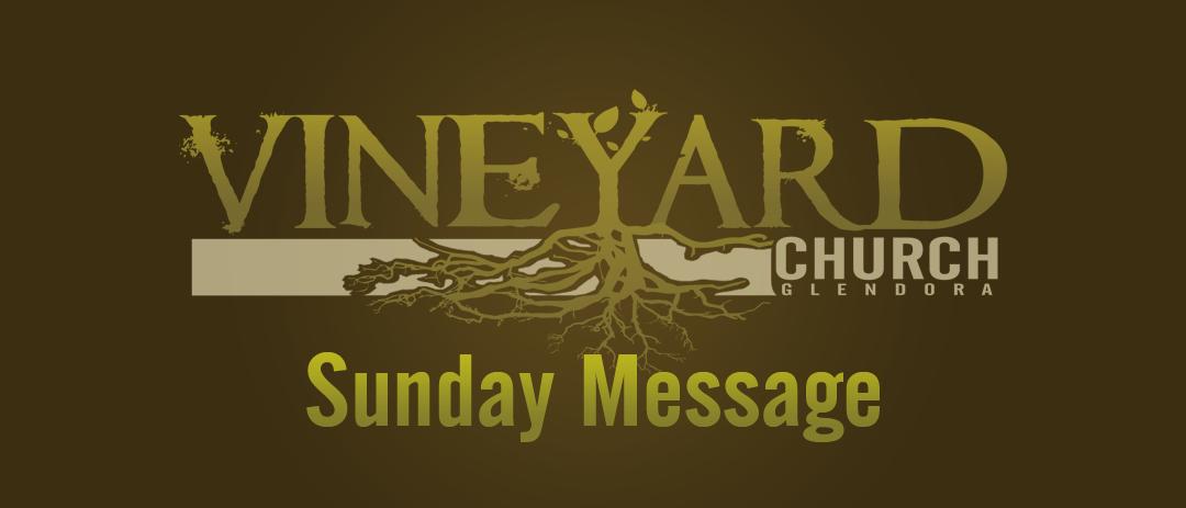 Sunday-Message