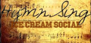 Hymn Sing and Ice Cream Social @ Van Laar Home