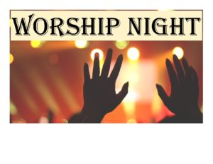 Worship Night @ Vineyard Church Glendora Ministry Center | Glendora | California | United States