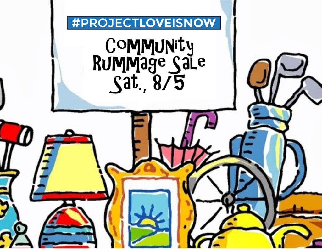 Community Rummage Sale
