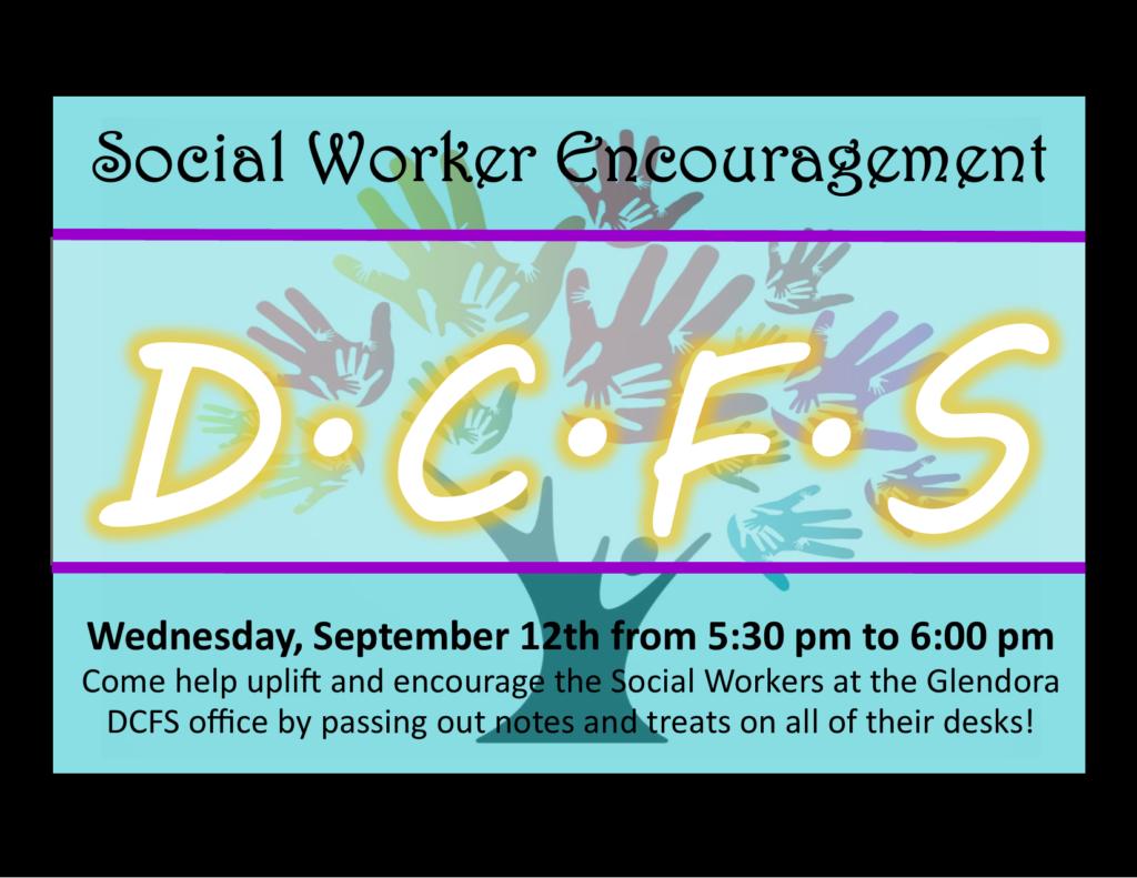DCFS Social Worker Care