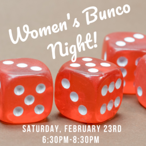 Women's Bunco Night!
