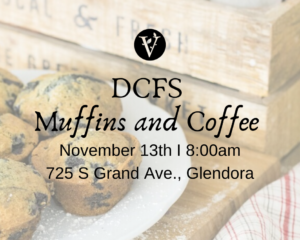 DCFS Muffins & Coffee