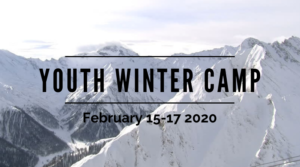 Youth Winter Camp!