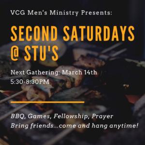 Second Saturday's at Stu's