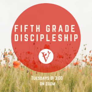 Girls 5th Grade Discipleship