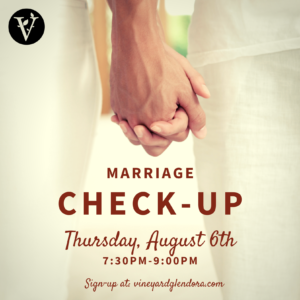 Marriage Check-Up