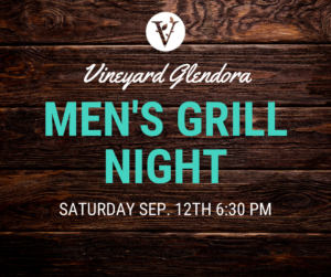 Men's Grill Night