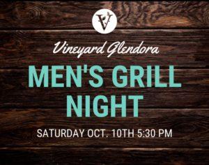 Men's Grill Night!