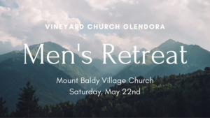 Men's One Day Retreat