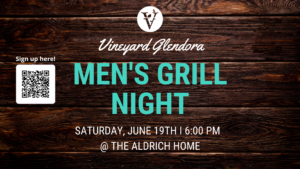 Men's Grill Night